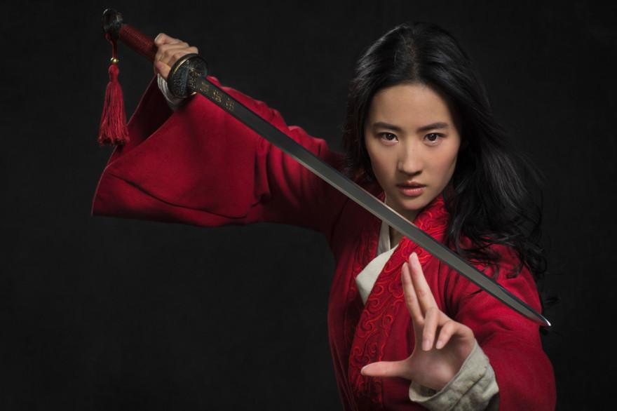 """Le premier visuel du live-action movie """"Mulan"""""""
