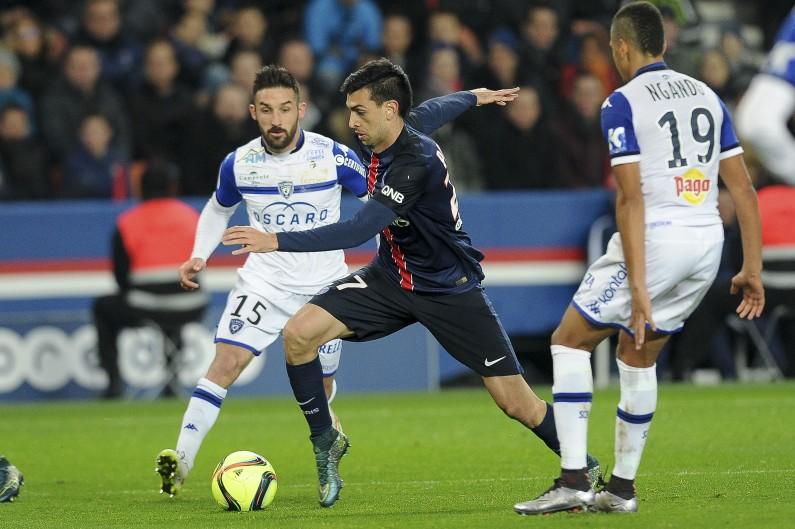 Javier Pastore devrait être titulaire contre Bastia lors de cette première journée de Ligue 1.