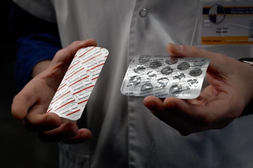 Parmi ceux-ci, plus de la moitié concernent des patients atteints du coronavirus traités par hydroxychloroquine (23%) ou par ce médicament associé à l'antibiotique azithromycine (31%).