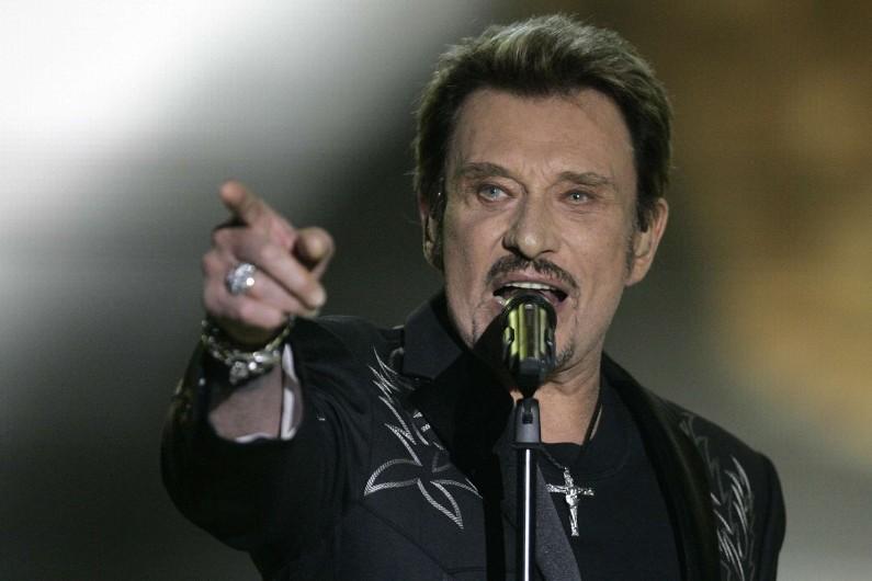 Johnny Hallyday s'apprête à sortir un album live