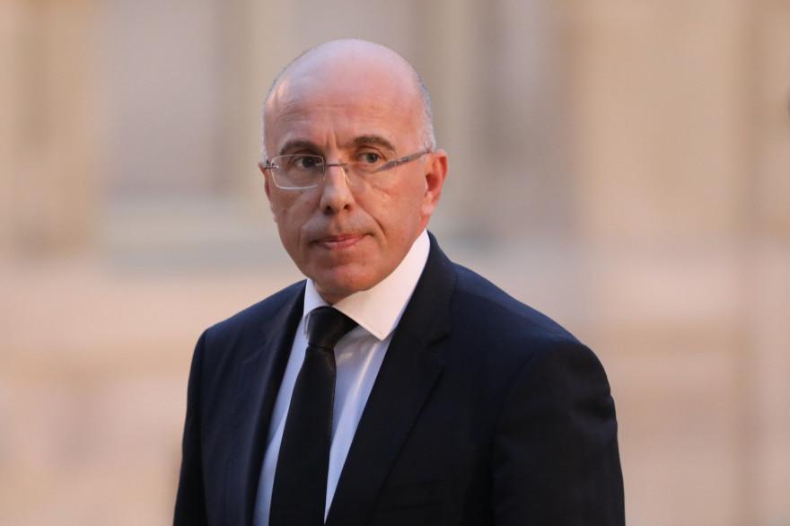Eric Ciotti, député des Alpes-Maritimes et vice-président de la mission d'information parlementaire Covid-19