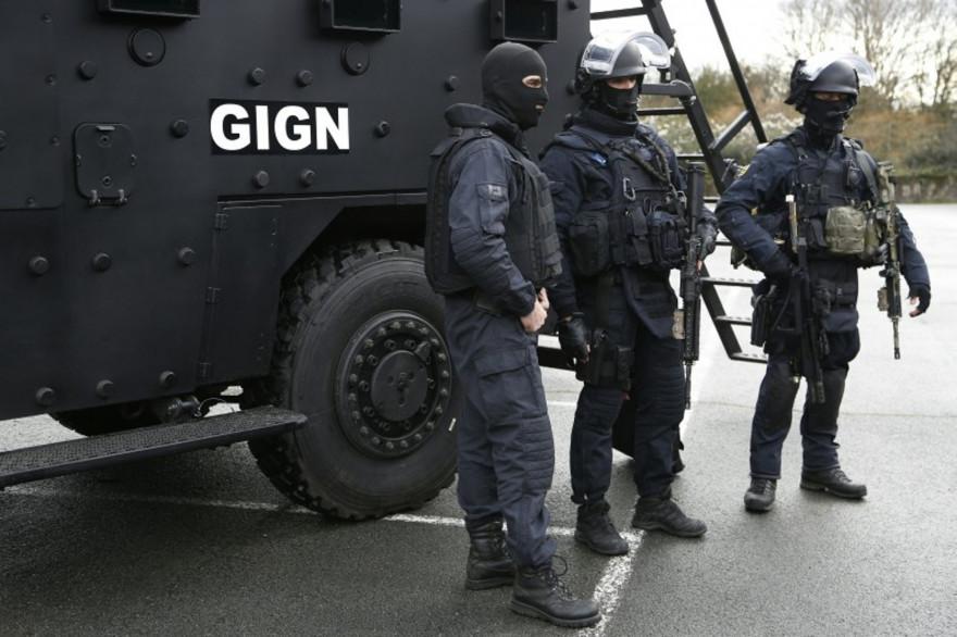 Des membres du GIGN en intervention (illustration)