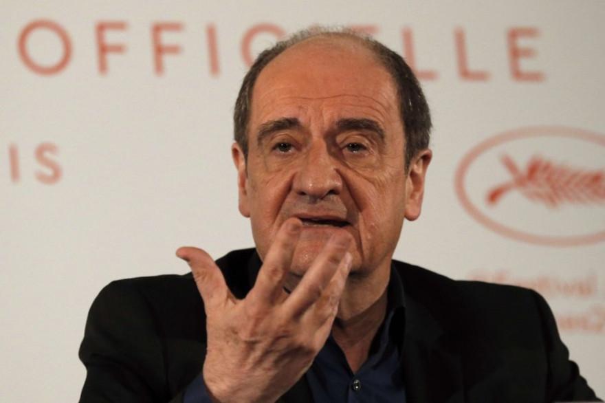 Le président du Festival de Cannes, Pierre Lescure
