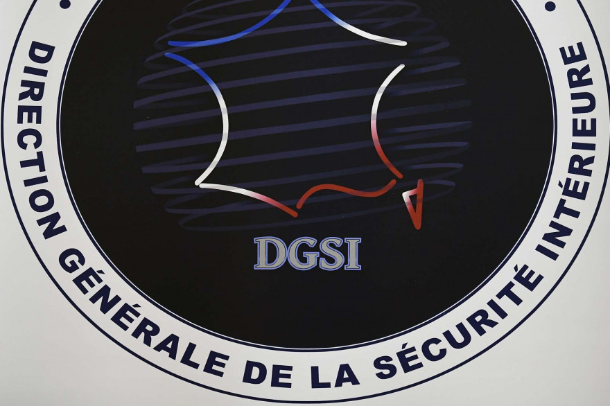 Le logo de la DGSI (illustration).