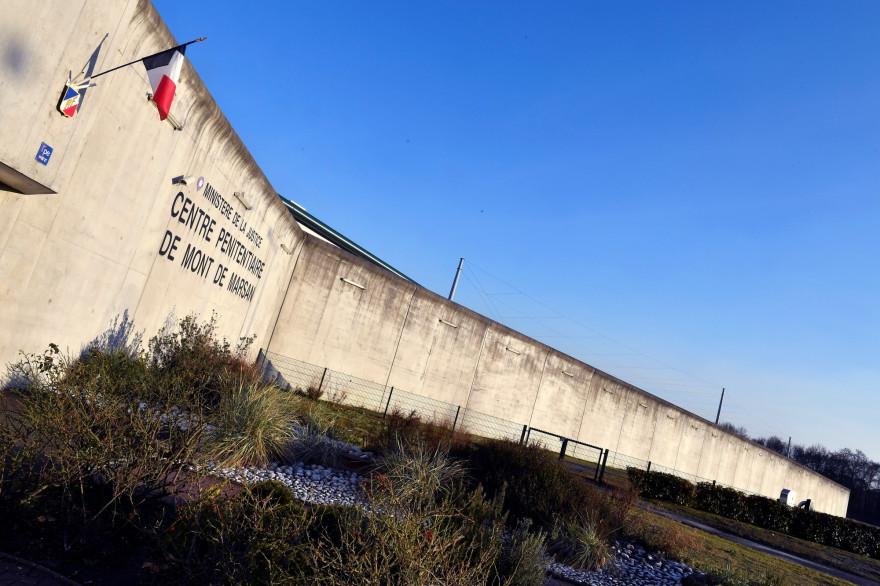 La prison de Mont-de-Marsan (Landes)