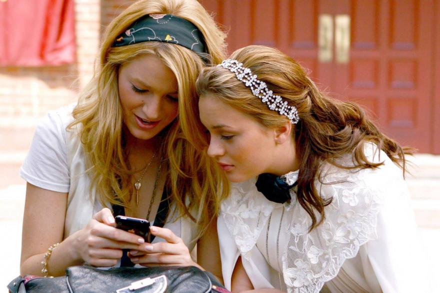 """""""Gossip Girl"""""""