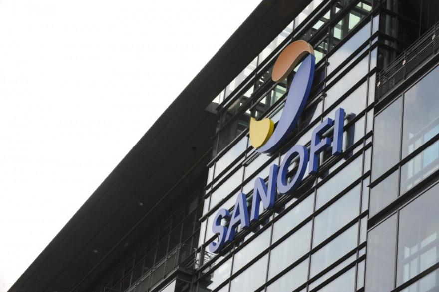L'entreprise Sanofi de Paris, le 25 septembre 2012.