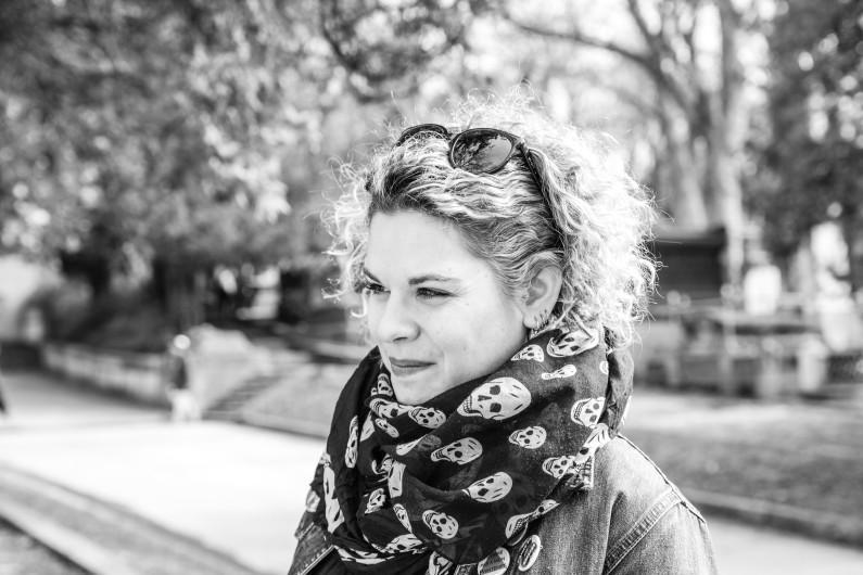 Diane Saint-Réquier tient le blog Sexy SouciS