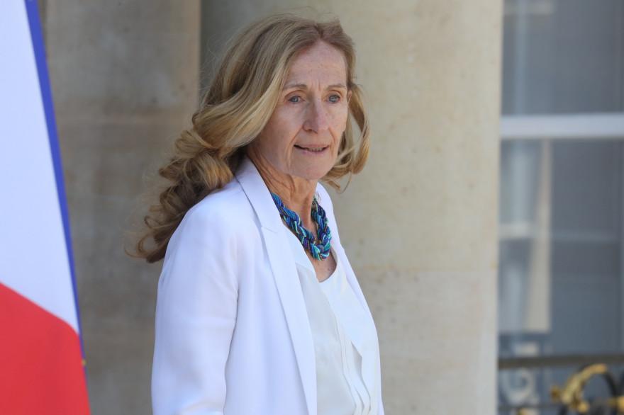 Nicole Belloubet, l'ancienne ministre de la Justice, a été remplacée par Éric Dupond-Moretti