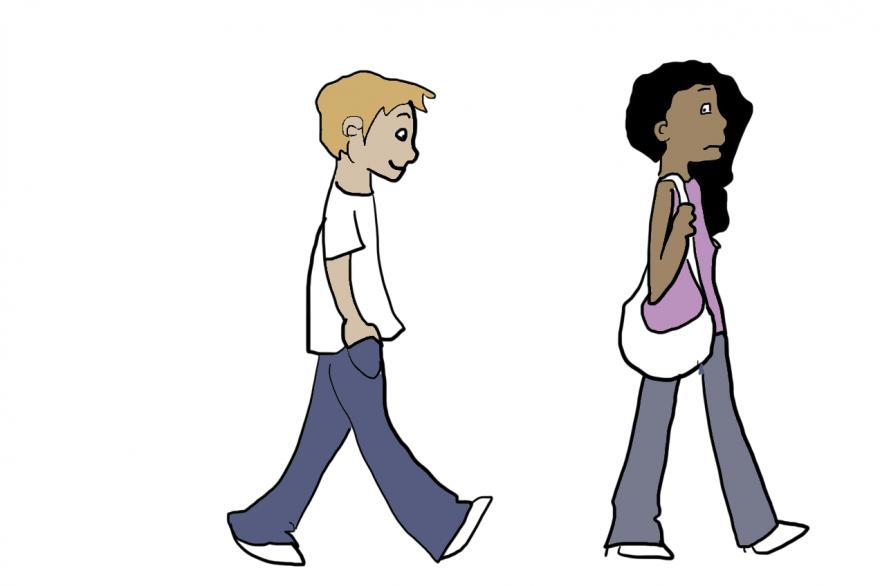 Emma bouscule les (mauvaises) habitudes de notre société avec sa bande dessinée sur le regard masculin