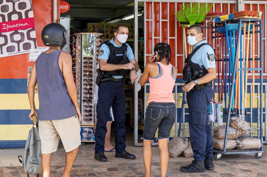 La situation s'améliore en Guyane vis-à-vis du coronavirus.