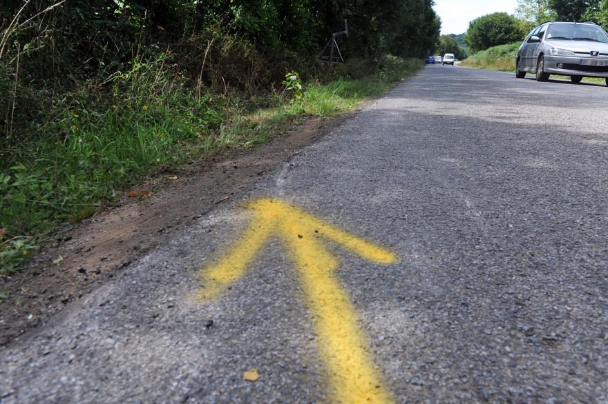 Accident de la route (photo d'illustration).
