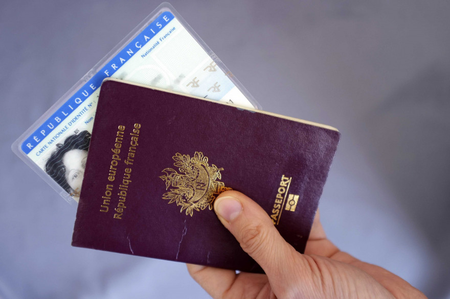 Un passeport (image d'illustration)