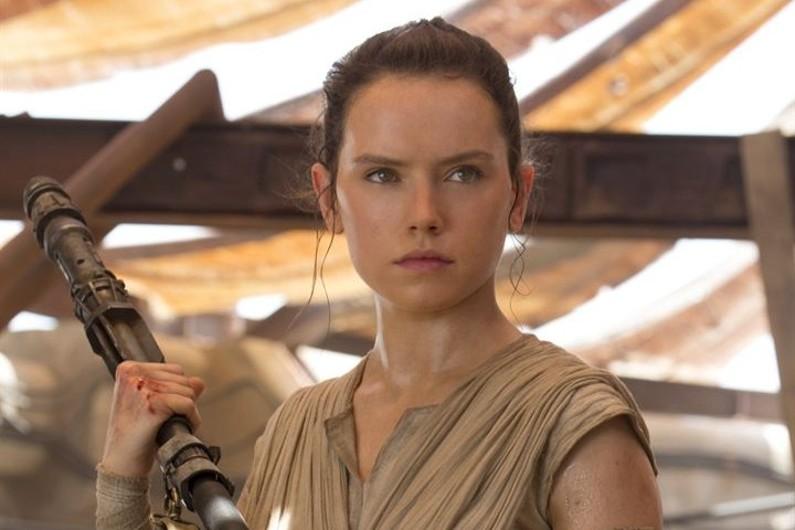 """Rey dans """"Le Réveil de la Force"""""""