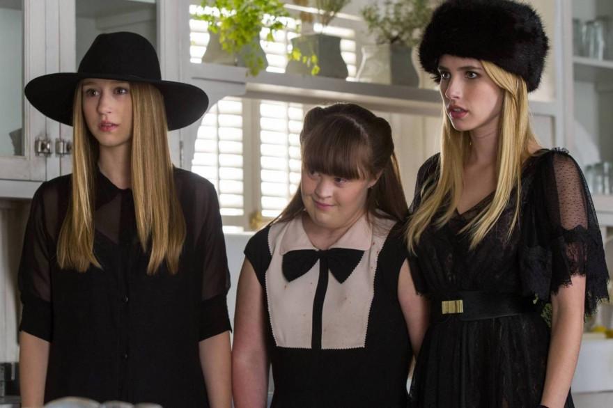 """Les sorcières de la saison 3 de """"American Horror Story"""""""