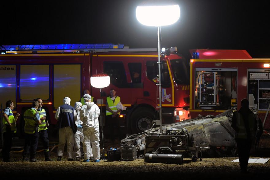"""Le """"turbo"""" serait le reponsable du terrible accident sur l'A7 (Drôme), survenu le 20 juillet, qui a coûté la vie à cinq enfants"""