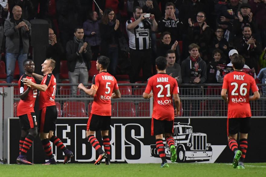 Saïd est l'unique buteur de la rencontre Rennes-Metz (1-0)