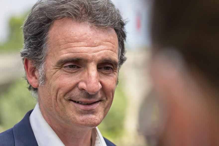 Eric Piolle, le maire de Grenoble, le 21 juillet 2020