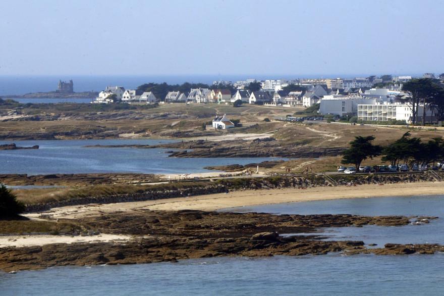 Une vue de Quiberon, dans le Morbihan (image d'illustration)