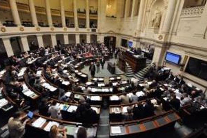 Le Parlement belge