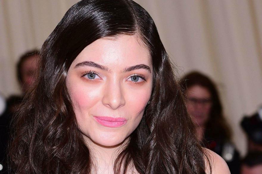 Lorde vient de fêter ses 20 ans