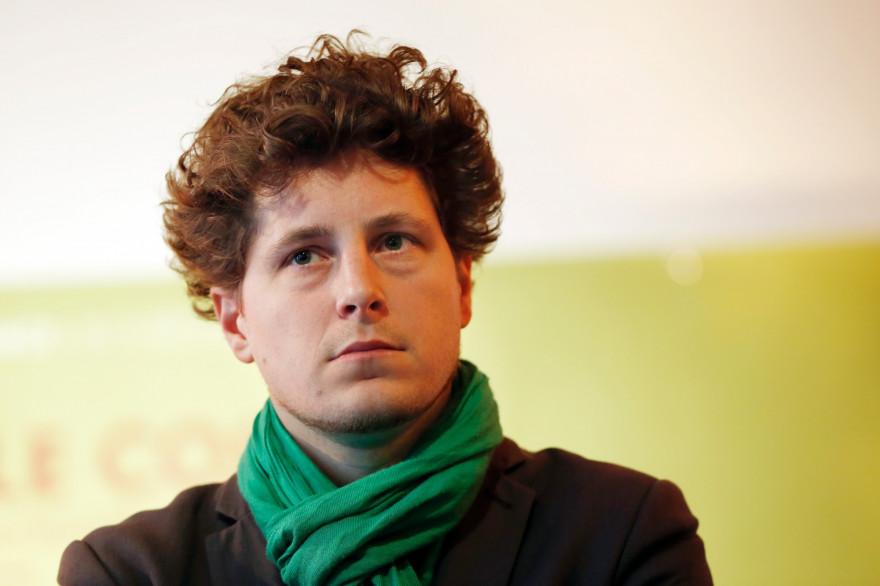Julien Bayou, secrétaire national d'EELV.