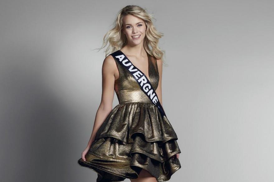 Océane Faure, une Miss Auvergne réservée