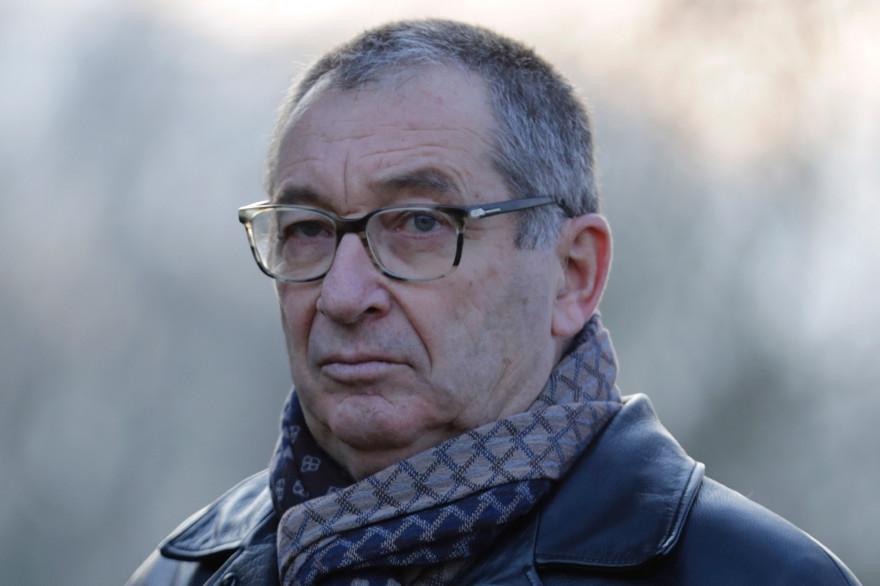 Éric Mouzin, le père d'Estelle Mouzin, disparue en 2003