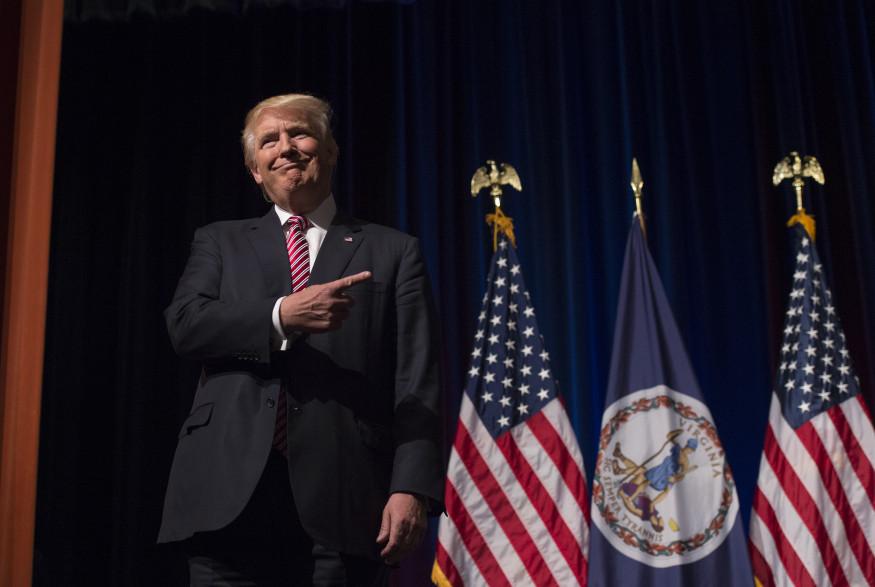 Donald Trump deviendra le 20 janvier 2017 le 45e président des États-Unis