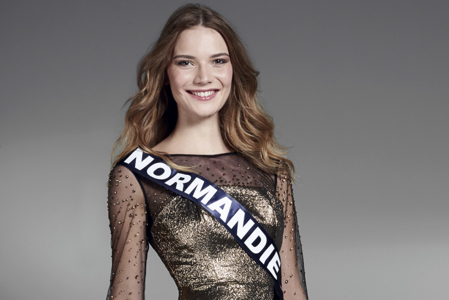 Esther Houdement, Miss Normandie 2016