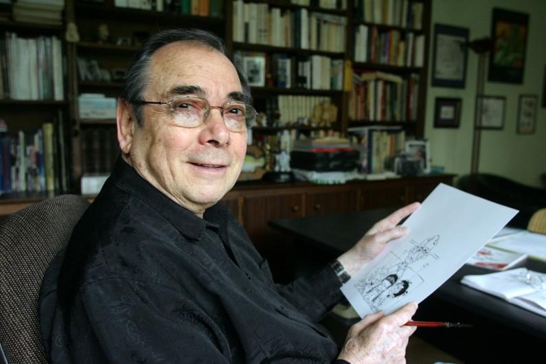 Marcel Gottlieb, dessinateur de BD et créateur de Gai Luron, mort le 4 décembre 2016
