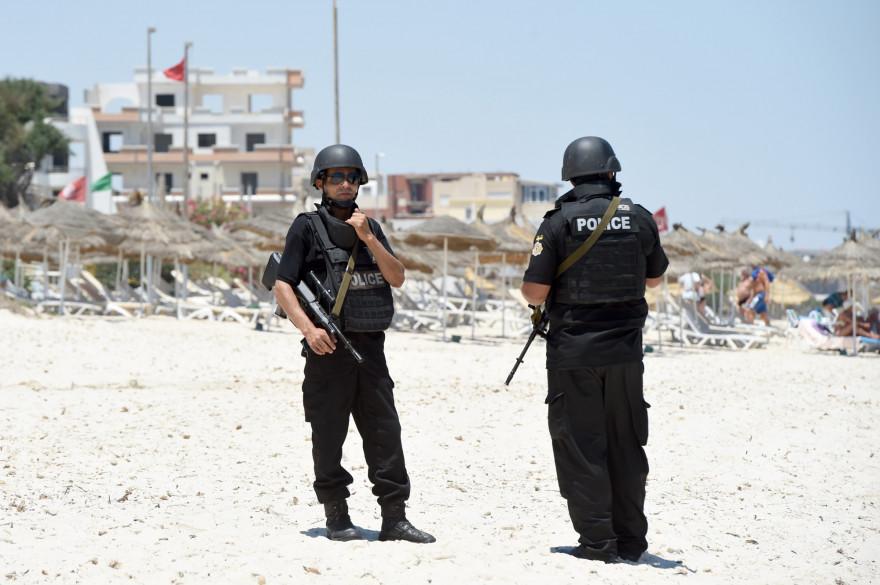 La police tunisienne (illustration)