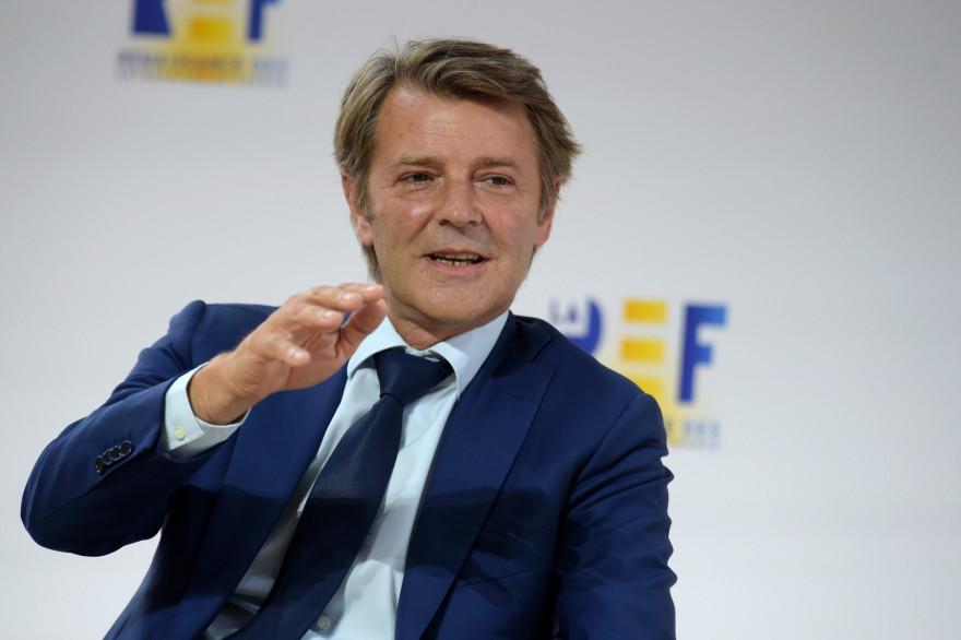 François Baroin, le 27 août 2020