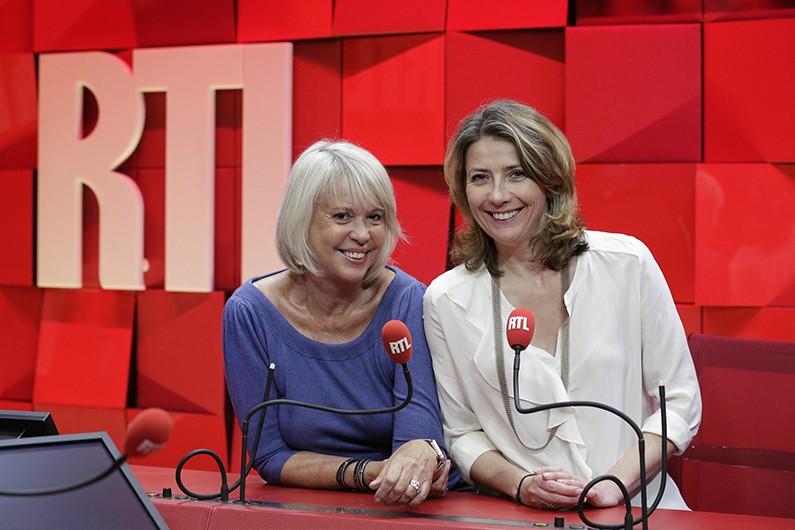 Christine Haas et Laetitia Nallet