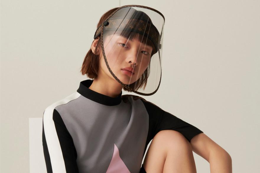 La visière de protection de Louis Vuitton sera commercialisée le 30 octobre 2020