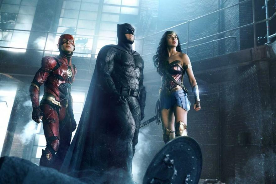 """""""Justice League"""" sortira en salle le 15 novembre 2017."""