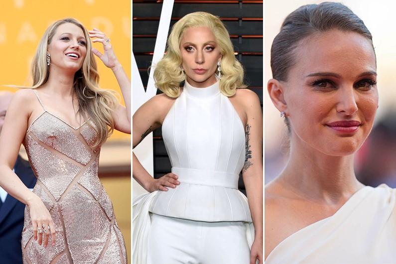 Blake Lively, Lady Gaga et Natalie Portman, unies pour la bonne cause
