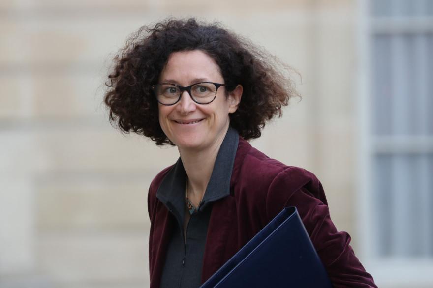 La ministre déléguée chargée du Logement Emmanuelle Wargon