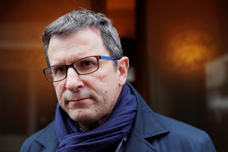 Christophe Borgel, président du Comité national d'organisation de la primaire de la gauche