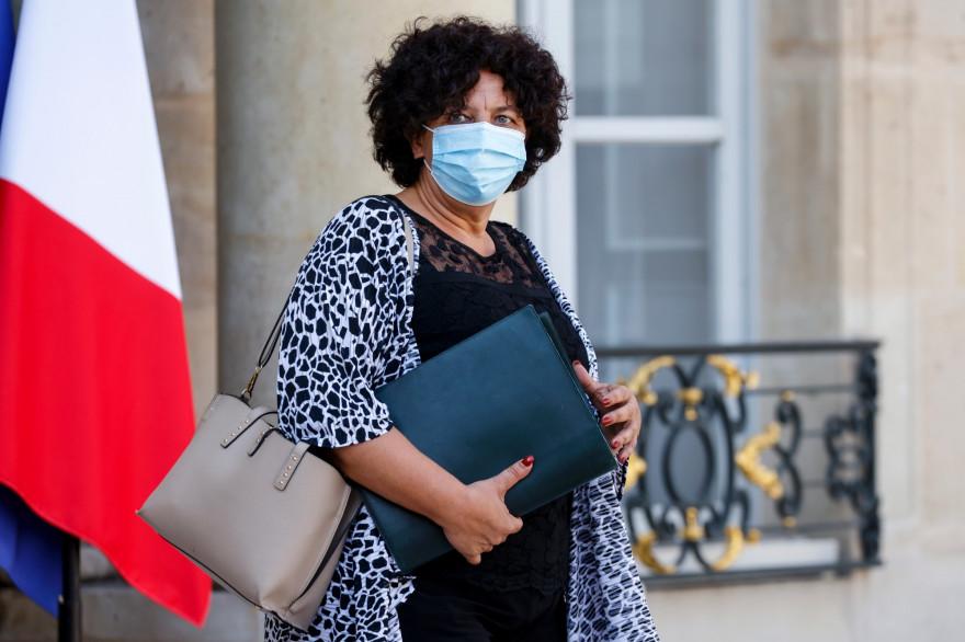Frédérique Vidal, le 16 septembre 2020