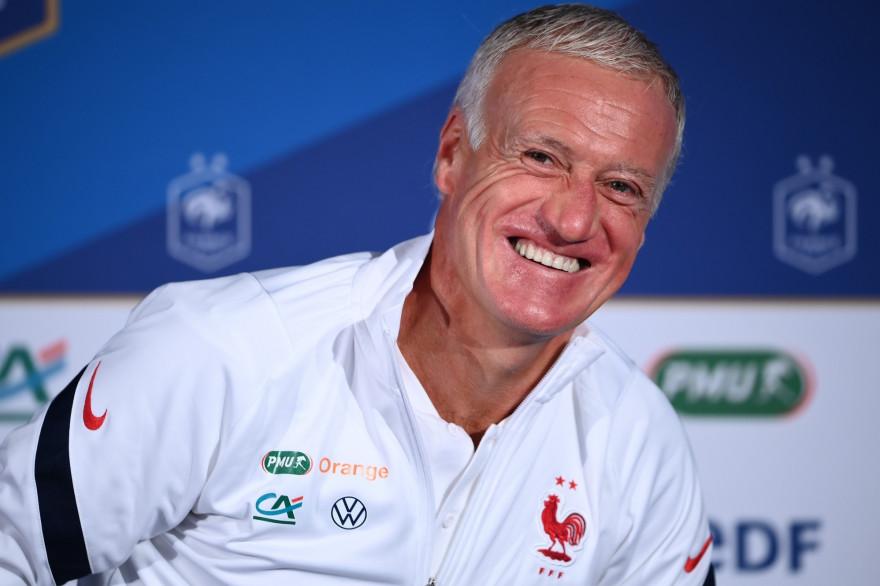 Didier Deschamps au Stade de France le 7 septembre 2020