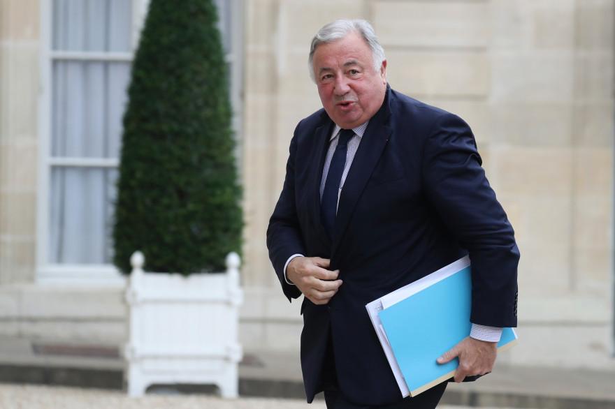 Gérard Larcher, le 2 juillet 2020