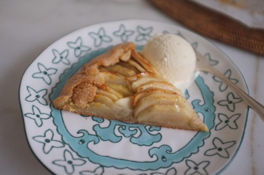 La tarte aux pommes, parfaite pour les week-ends d'automne