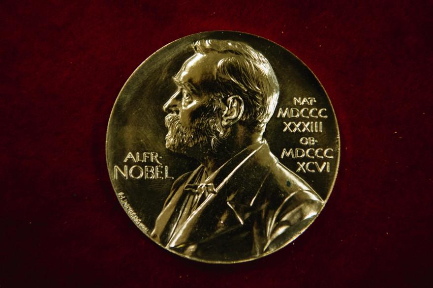Une médaille du prix Nobel (illustration)