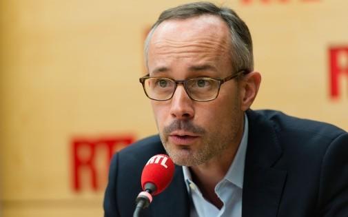 Romain Voog, invité de RTL, vendredi 17 janvier 2014