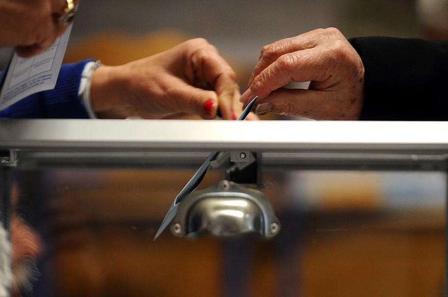 Près de 2 millions d'électeurs vont pouvoir voter plus tard ce dimanche 25 mai pour les Européennes (illustration).
