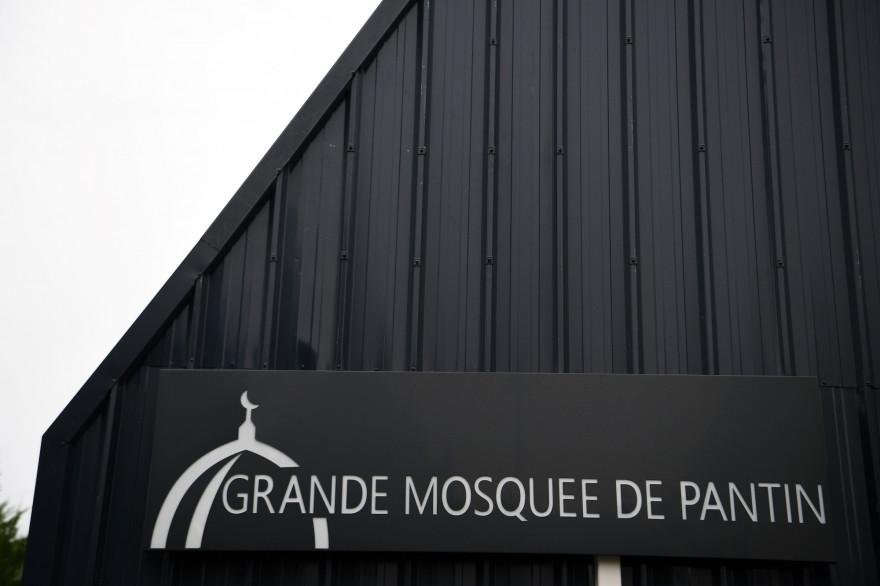 La mosquée de Pantin (Seine-Saint-Denis) le 20 octobre 2020.