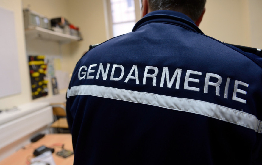 Un gendarme (photo d'illustration)
