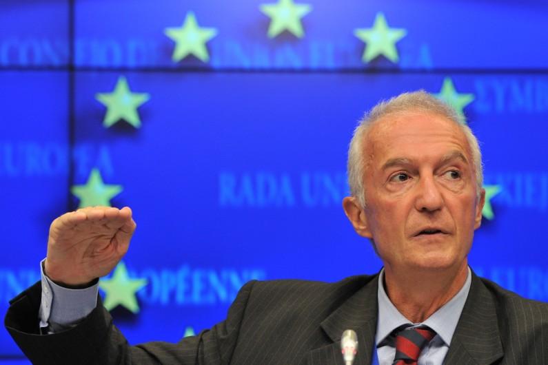 Le coordinateur européen pour la lutte contre le terrorisme, Gilles de Kerchove, en septembre 2011 (Archives)