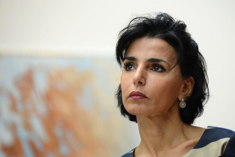 La maire UMP du VIIe arrondissement de Paris, Rachida Dati, le 5 novembre 2013.
